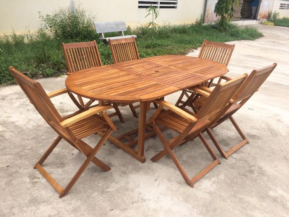 Acacia Wood High Quality Garden Outdoor Patio Furniture