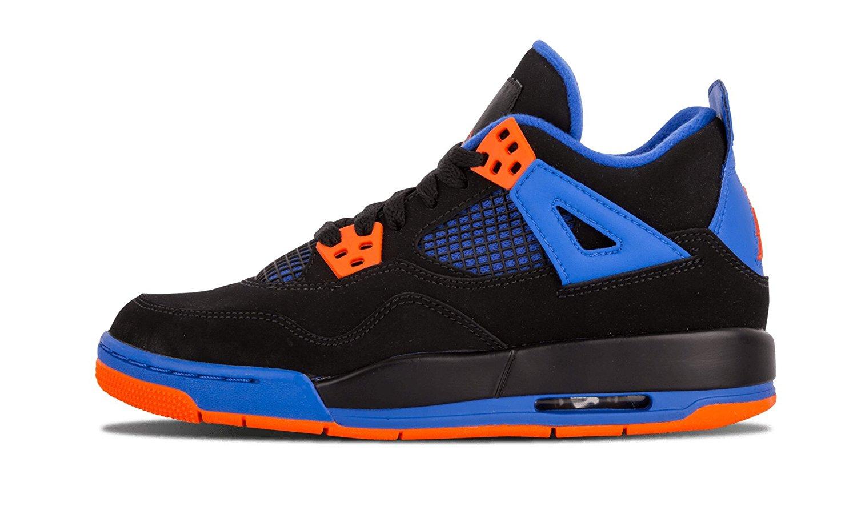 Boys' Nike Air Jordan 4 Retro (GS) - 6.5Y - 408452 027