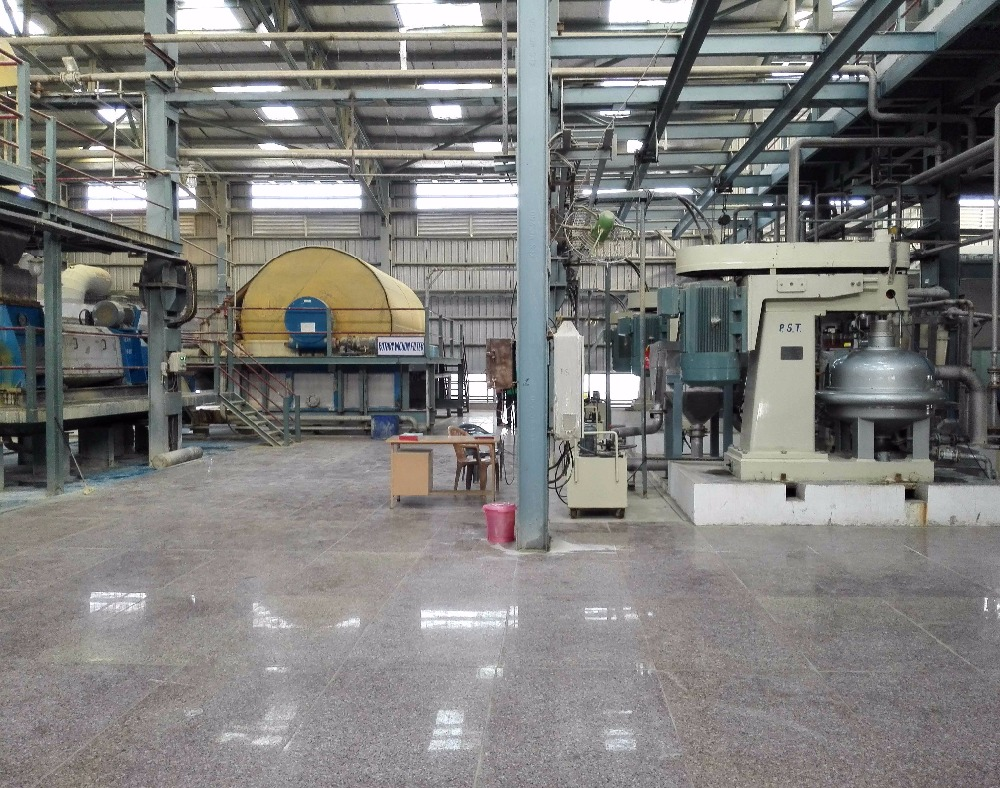 small scale Corn starch production plant