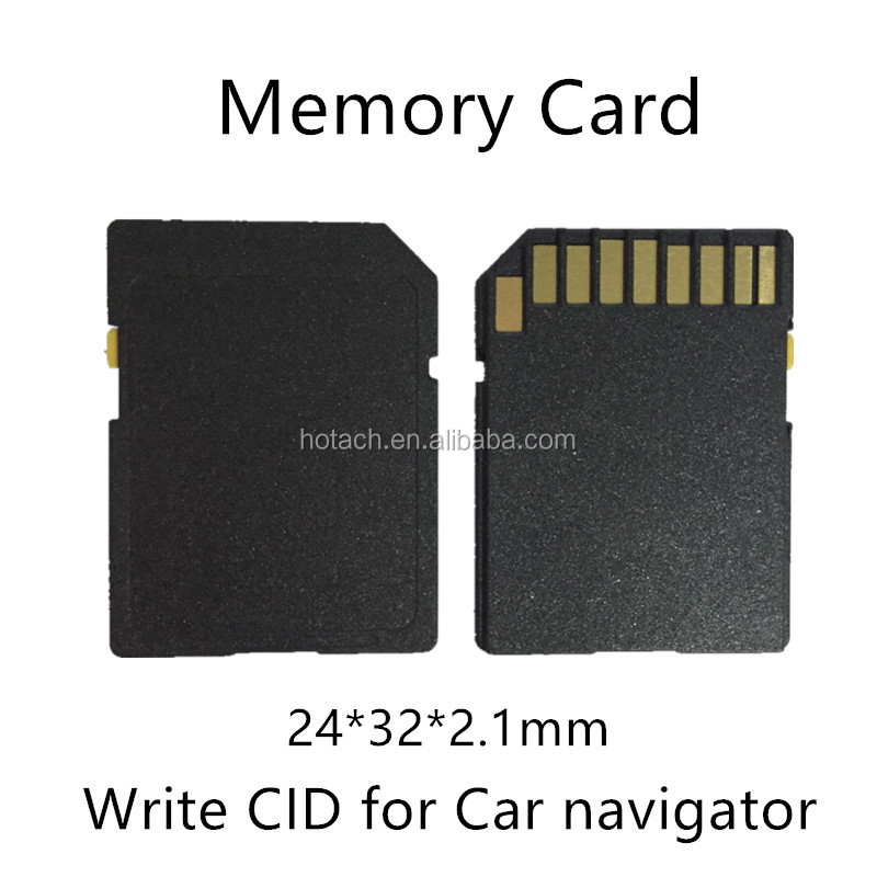 Customized storage CARD change / write CID number memory Card 64GB