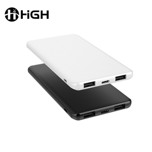 HOTcolorful Portable mobile power, portable mobile type-c power bank 2017