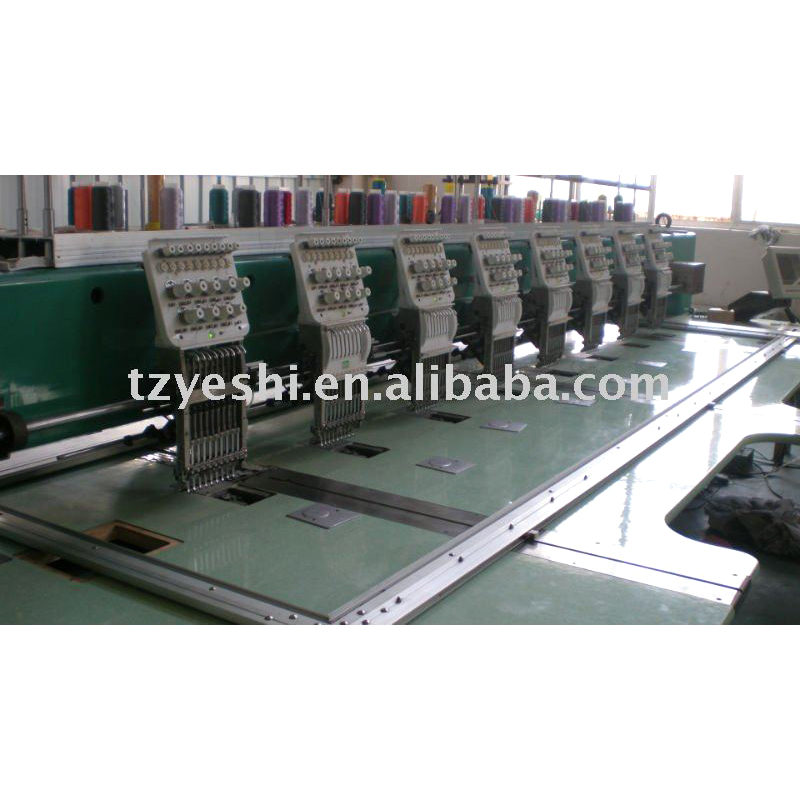 high speed new embrodiery machine