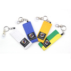 Taekwondo accessories martial arts belt key chain
