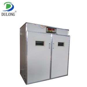 DLF-T14 hold 54 fertilized ostrich eggs automatic egg incubator CE approved