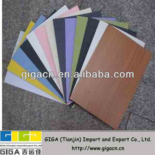 Decorative interior/exterior High-Pressure Laminates / HPL sheet
