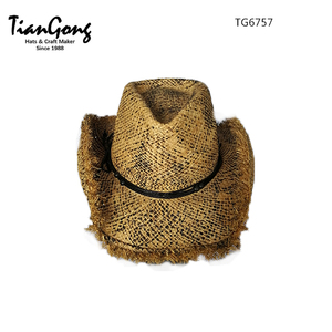 33b14a77 Raffia Straw Cowboy Hats Wholesale, Suppliers & Manufacturers - Alibaba