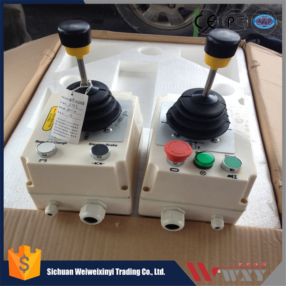 Driver Control for tower crane ,tower crane spare parts
