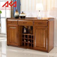 Vintage Wooden wine Cabinet Customized Wooden Furniture ,Storage
