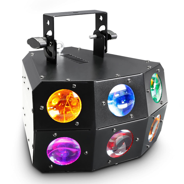 24x3W RGBW DJ Disco Party Light Sharp Beam Effect LED Derby Light for KTV Dance Party