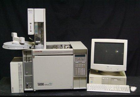 Agilent (hp) 5890 Series-ii Plus Gc System,Fid/tcd/pid - Buy Gas  Chromatograph Product on Alibaba.com