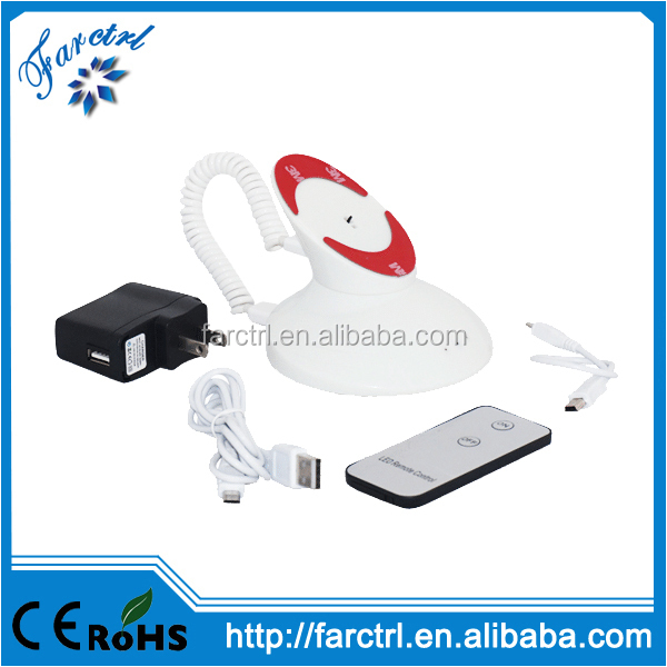 smart wireless security alarm mobile charging cable
