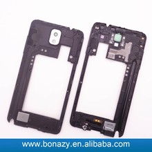 Original quality Middle Frame for Samsung Galaxy Note 3 N9005 N9006 housing plate repair parts replacement