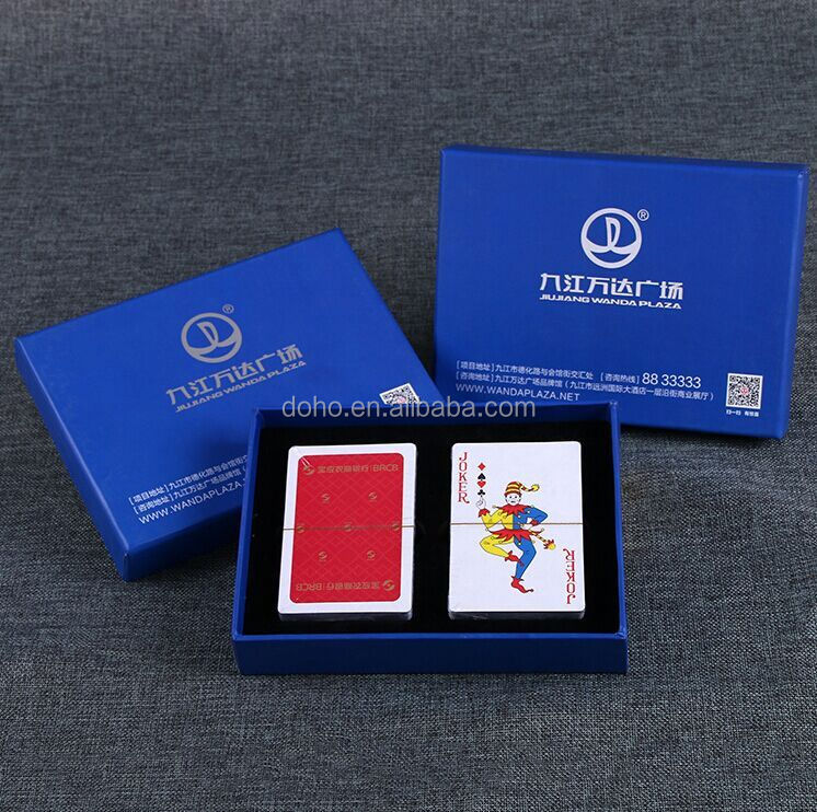 Wholesale and retail limited edition playing cards in china playing cards factory Paper Material and Advertising Poker --DH20567