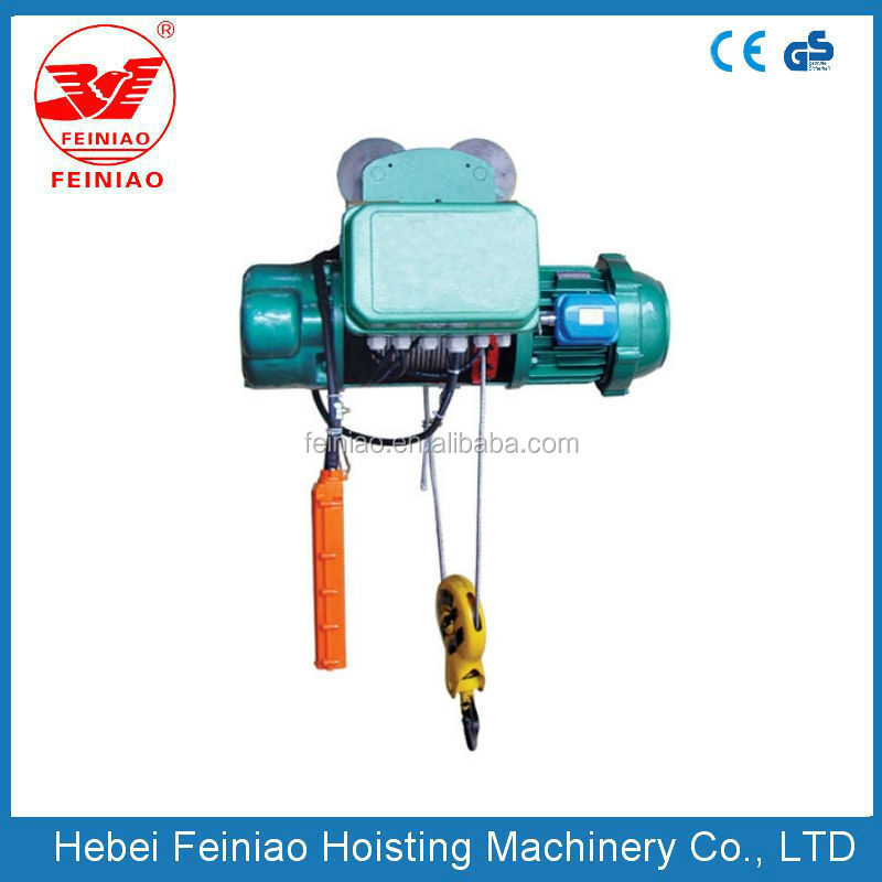 Lifting Construction Electric Wire Rope Hoists