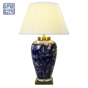 Tischleuchte Schlafzimmer | Hotel Dekorative Porzellan Vase Lampe Led Beleuchtung Keramische