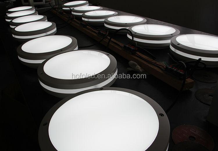 Surface Mounted Ip65 Ceiling Light Led Motioned Sensor