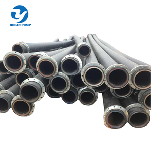 Wear resistant sand discharge dredging pipe for sale