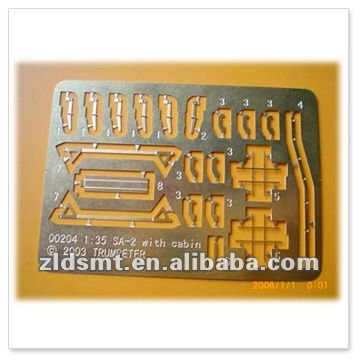 metal etching mobile phone stencil