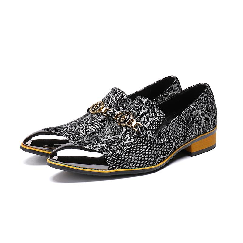 Chaussures Luxe Cuir De Mocassins Na064 2018 En Pour Italiennes Décontractée Hommes Oxford Marque Tressé Conduite xWBoCrde