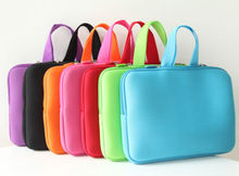 "Pure Color 16.5"" 17"" 17.3"" Laptop Computer Sleeve Case Bag Pouch Cover"