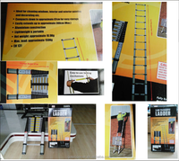 Home Telescopic /Folding /Aluminium/Multi-Functional Joint Ladder