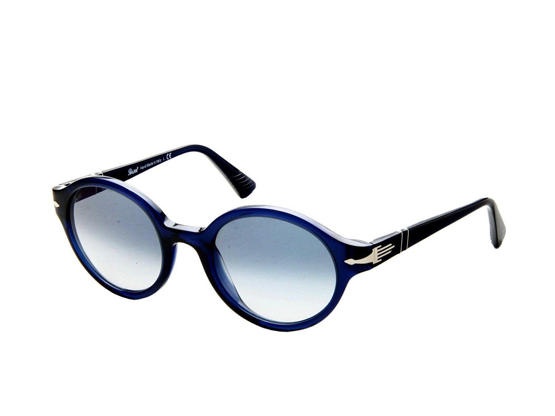 5a6c0ef692 Get Quotations · Persol Sunglasses PO3098S 181 3F Blue Blue Gradient 50 21  145