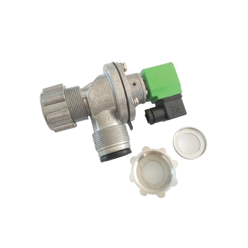 Hot selling 24v electromagnetic angle pulse valve