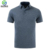 2019 OEM Golf Polo Shirt for Men 3-button Shirt Professional Manufacturer In Shenzhen Good Performance Golf Shirt