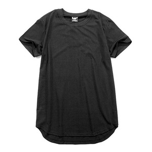 Elongated T Shirt Men Hip Hop T-Shirt Bangladesh