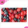 Wholesale Raspberry Candy Berry Shaped gummy lollies in Bulk