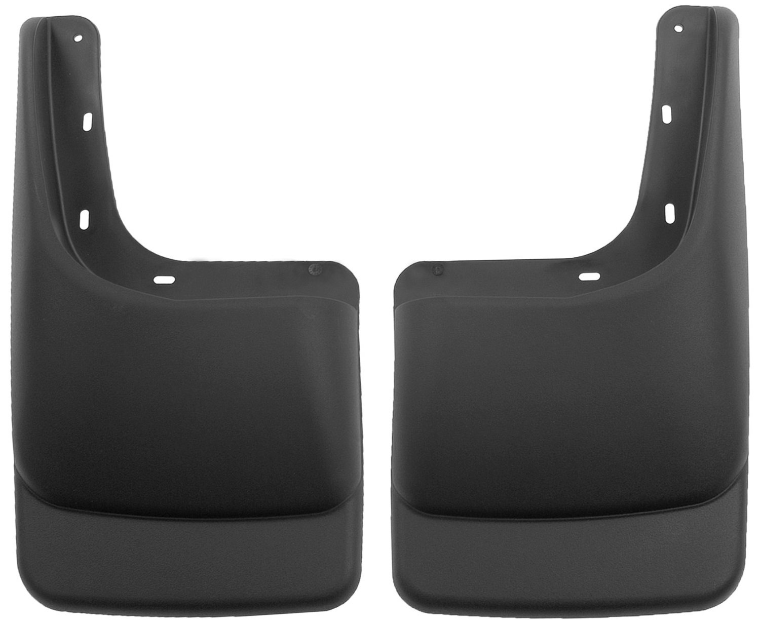 Husky Liners Rear Mud Guards Fits 04-14 F150 w/ Flares, w/ running boards