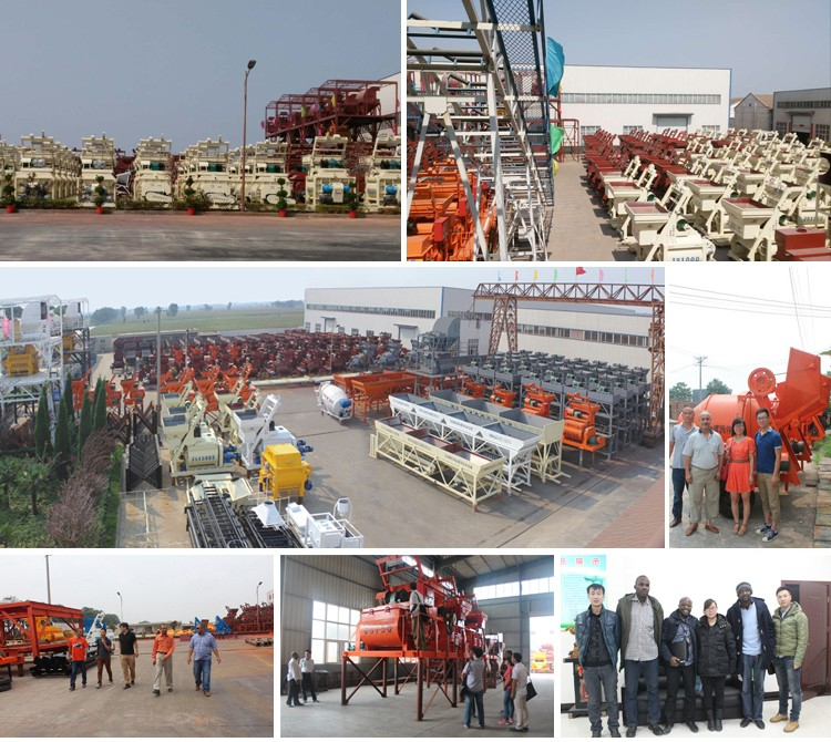 With low price small concrete pan mixer,coimbatore universal concrete mixer machine