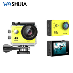 New Year Best price sport camera promotion 1080p waterproof camera 4k action camera