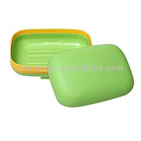 PVC colorful Soap case