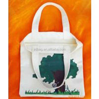 High quality cotton book bag , Blank Cotton Tote Bags