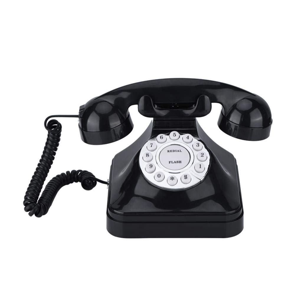 Cheap Telephone Wire Find Deals On Line At Alibabacom How To A Get Quotations Fosa Retro Corded Classic Old Fashioned Landline Phone With Push Button For Home And Office