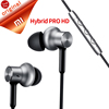 Original Xiaomi MI Hybrid Earphone Piston 2 Pro Triple Driver In-Ear headset With MIC with Storage bag for phone