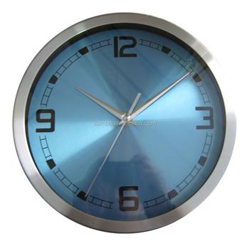 Modern Kitchen Aluminum Clock Buy Aluminum Clock Modern