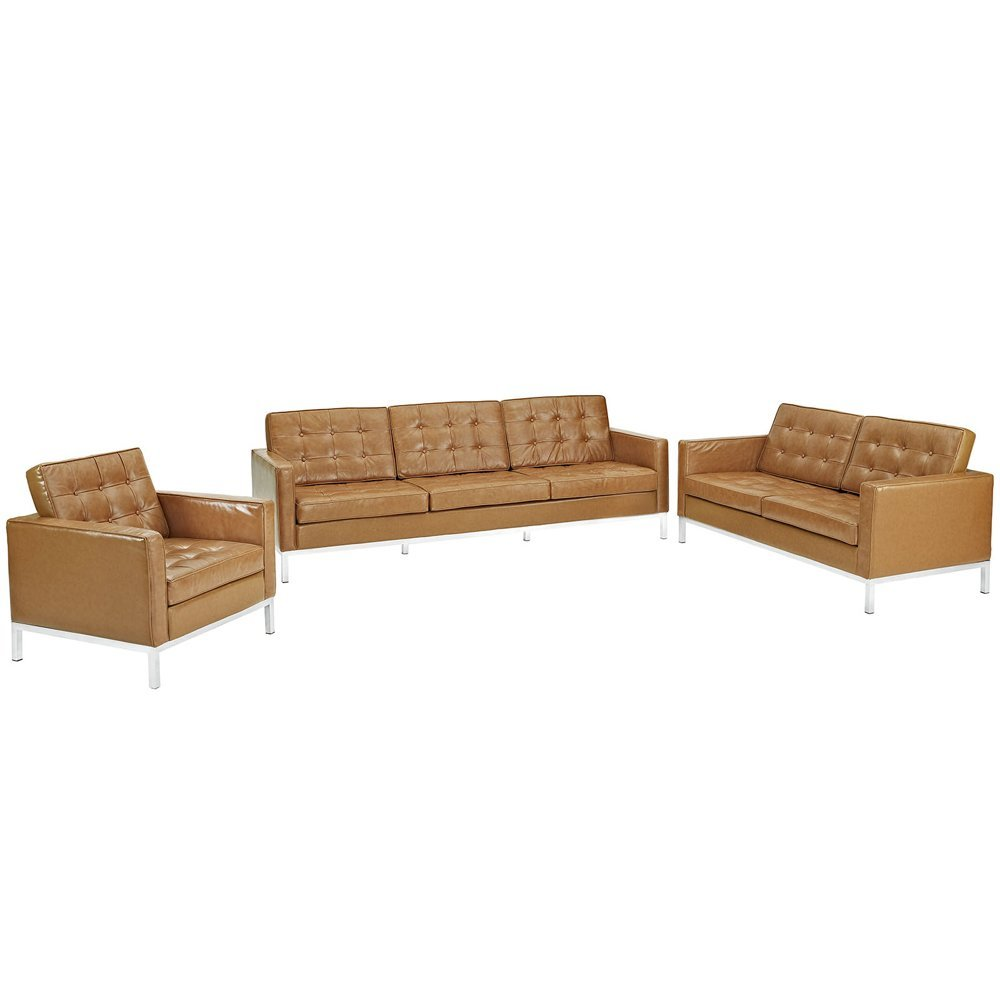 Cheap Tan Leather Sofa Set Find Tan Leather Sofa Set Deals On Line
