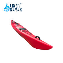 Good sell plastic fishing foot pedal kayak sea