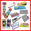 All kinds of Mental Tin plate pencil case for kids