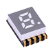 "0.2"" mini size smd 7 segment led display 0.2 inch 1 digit"