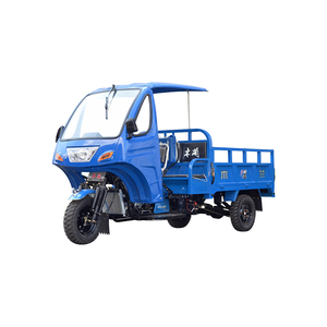 Latest cargo tricycle 175cc three wheeler/ gasoline three wheeler
