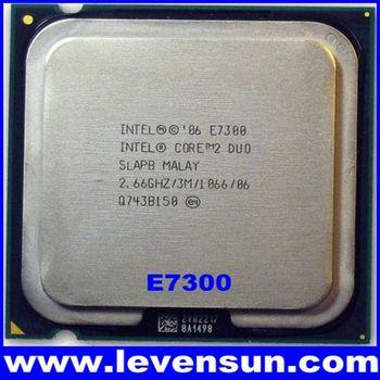 INTEL CORE 2 DUO CPU E7300 WINDOWS 7 64 DRIVER
