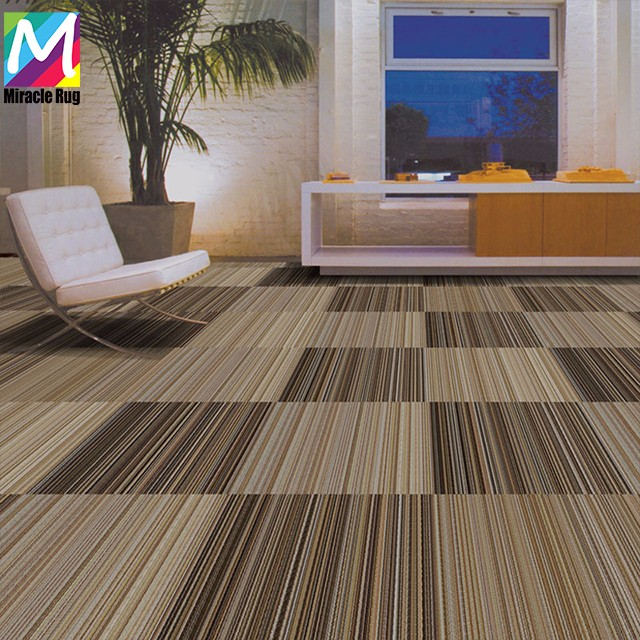 Modern Design Carpet Tile Floor