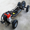49cc Engine Gas Powered Skateboard, Gas Motorized Skateboard