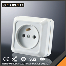 Excellent Material New Style french 2P electrical wall the socket,european socket,eu socket