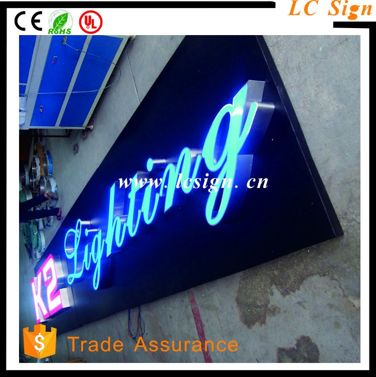 Name Board Designs,Shop Signs Storefront Sign,Led Backlit