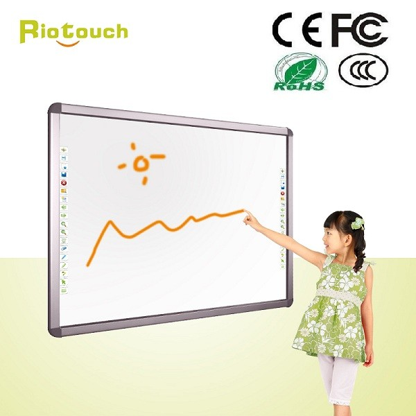 Riotouch IR interactive whiteboard electronic digital education equipment with wholesale price