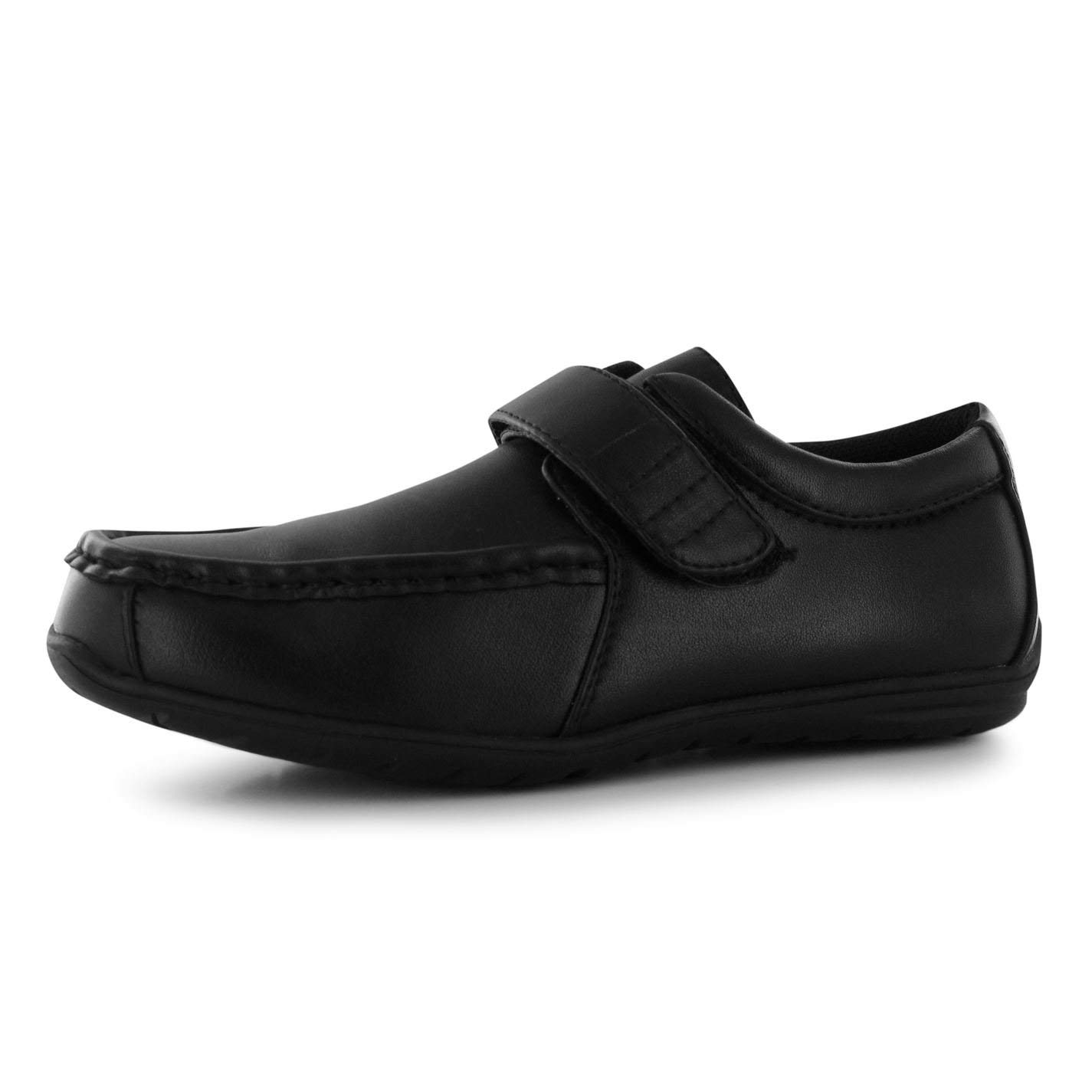 a90ca1a6449c Get Quotations · GIORGIO Kids Bexley Vel Casual Formal Cushioned Padded  Shoes
